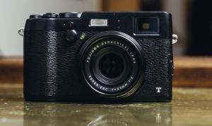 Fujifilm X100T: Premium Pocket Camera from Fujifilm 2