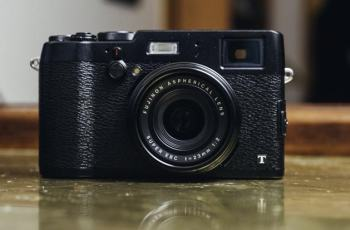 Fujifilm X100T: Premium Pocket Camera from Fujifilm 1