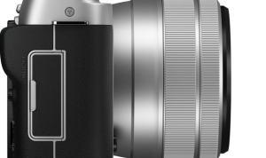 Fujifilm X-A7: Kit Lens