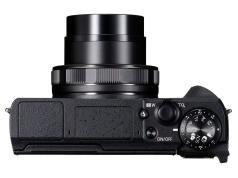 Canon PowerShot G5X Mark II Button