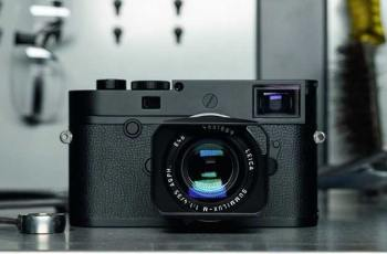 Cover Leica M10 Monokrom