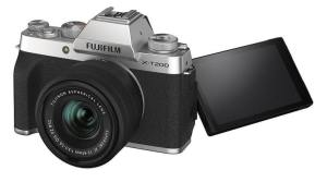 Fujifilm X-T200 LCD