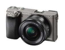mirroless camera from Sony : Sony Alpha A600