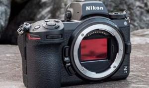 Nikon Z7 II Manual - Sensor Size