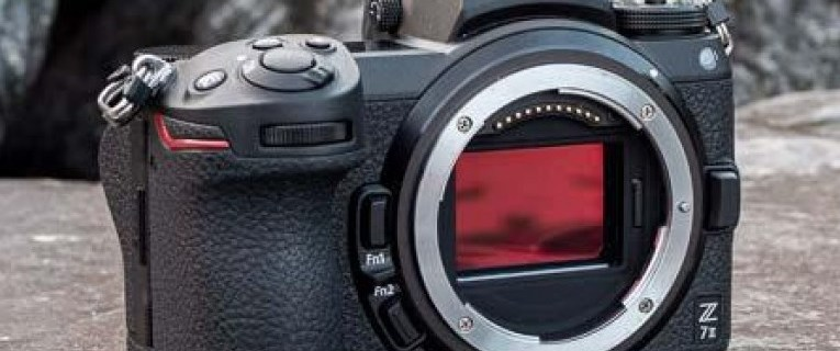Nikon Z7 II Manual - Sensor