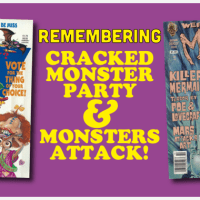Remembering... Cracked Monster Party & Monsters Attack!