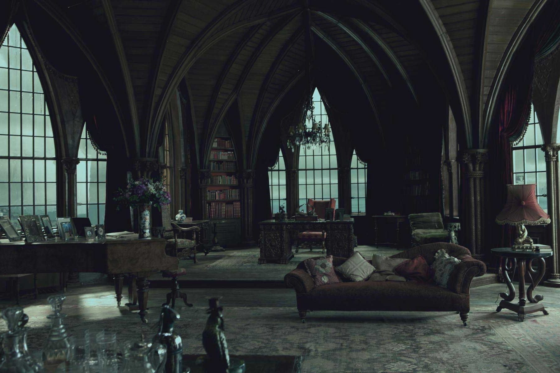 Gothic Style Modern Designer Furniture And Sofas