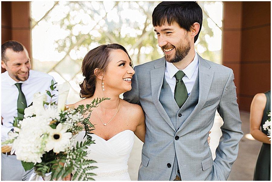 Intimate Minneapolis Wedding Ceremony at Bloomington Minnesota