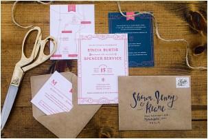 Terra Nue Farm Off beat bride non-traditional outdoor hipster wedding invitation suite