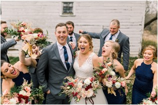 Gathered Oaks Barn Fall Wedding_0074
