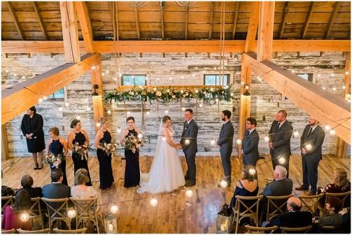 Gathered Oaks Barn Fall Wedding_0129