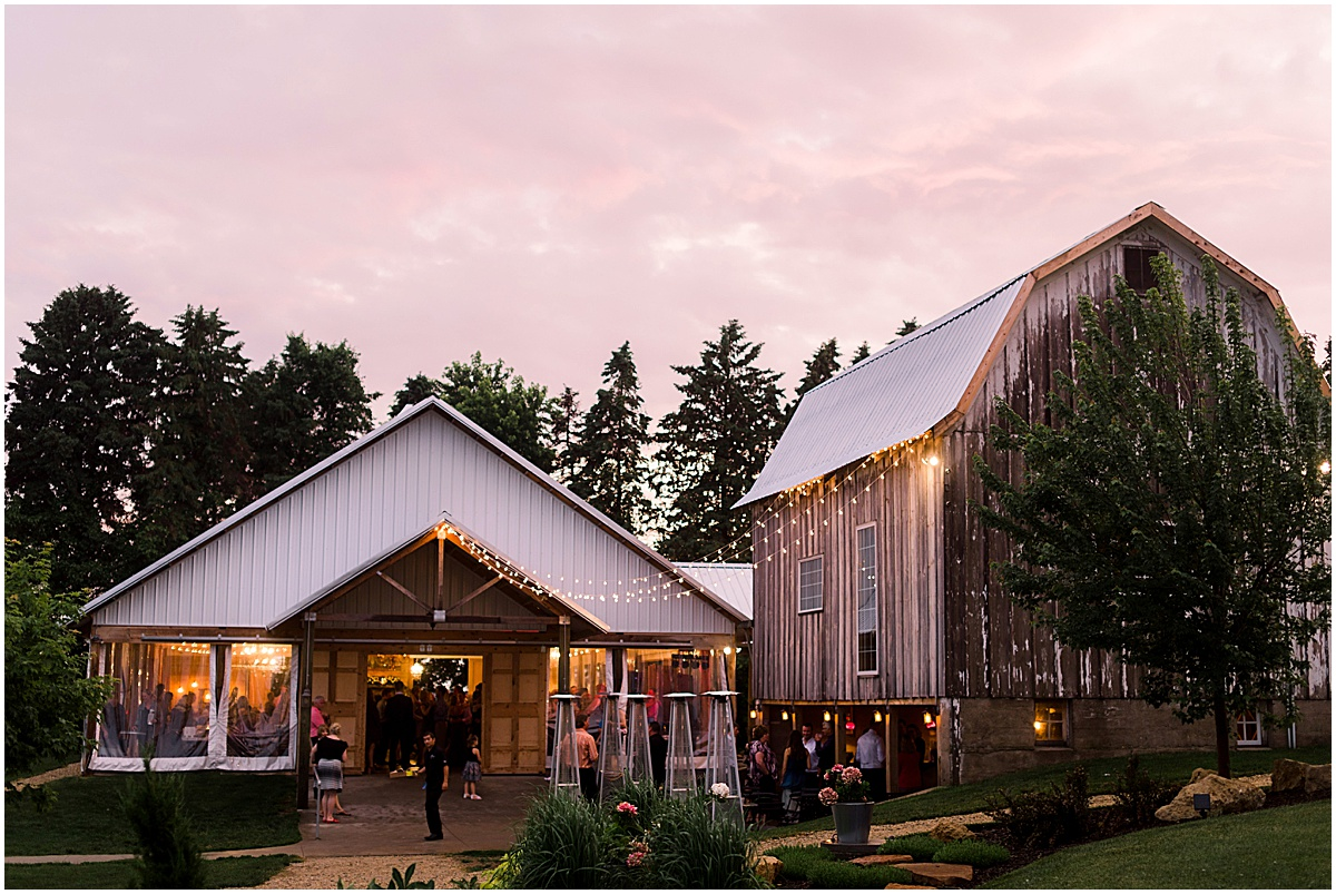 Minneapolis Favorite Venues Legacy Hill Farm in Welch MN
