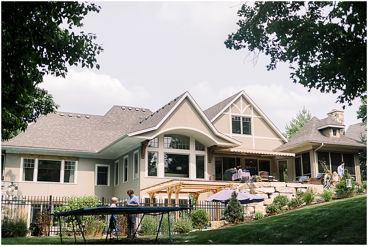 Minneapolis Favorite Venues Lake Bavaria private residence