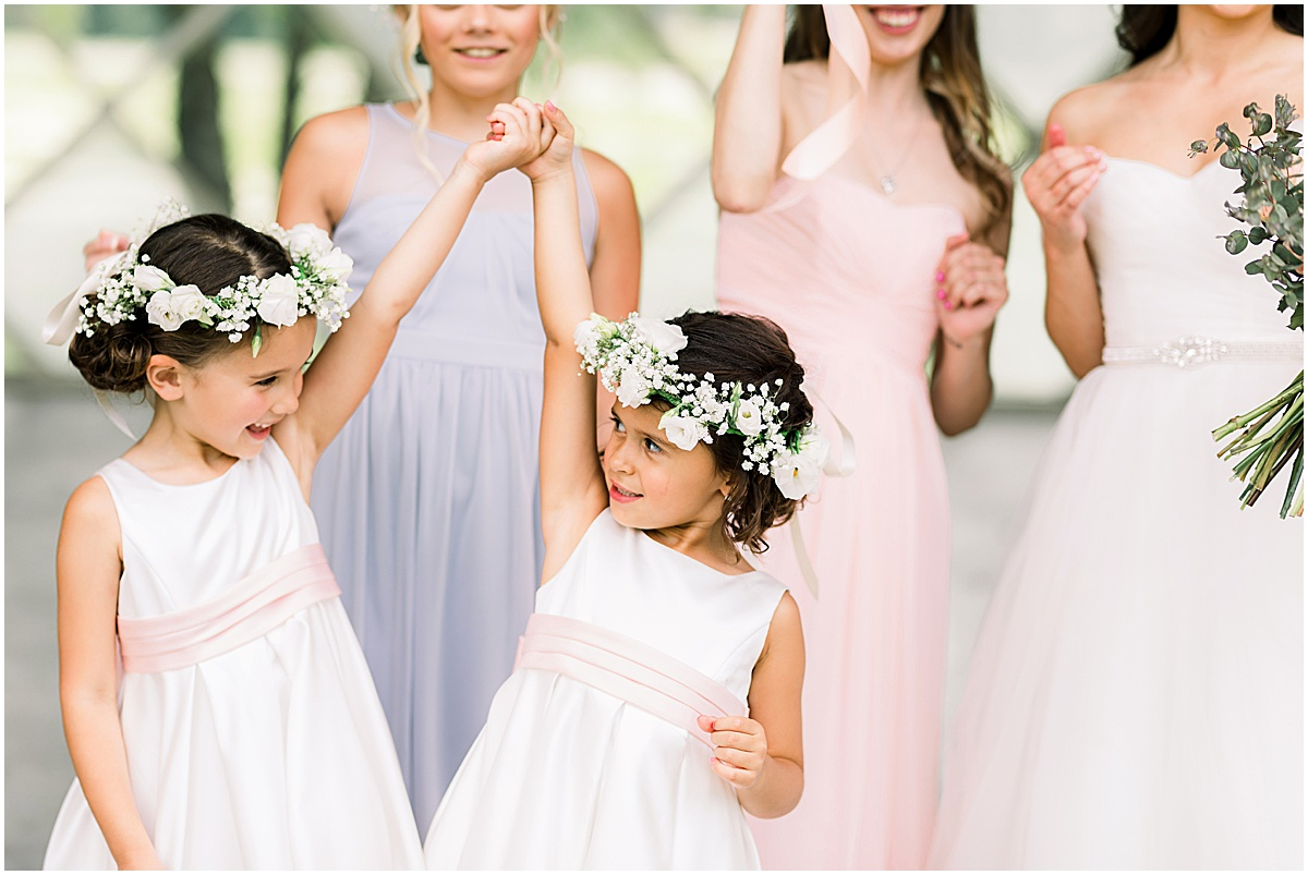 The Flower Girls Top Minnesota Florists by Cameron and Tia Photography