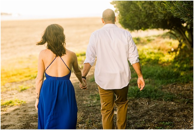 Long Beach Destination Engagement Session Cameron and Tia Photography