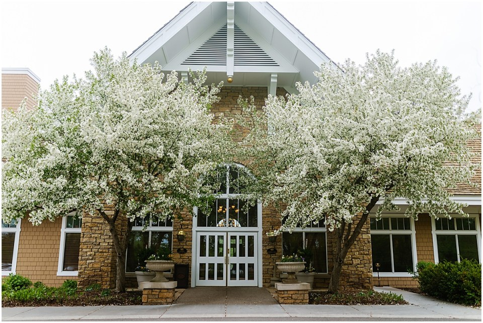 Bearpath Golf and Country Club Spring Wedding