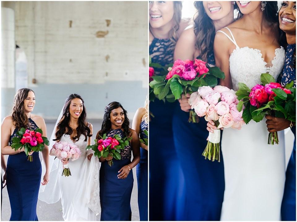 Minneapolis Event Centers Spring Wedding bridesmaids