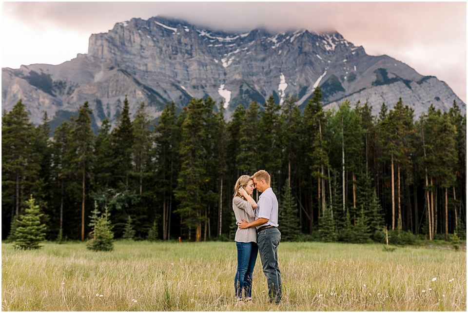 Banff National Park Cascade Mountain Session