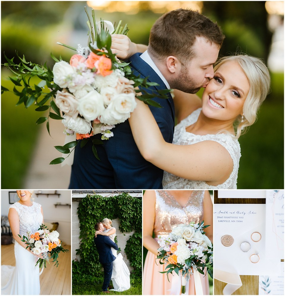The Capitol Room St. Peter Mankato Area Wedding by Cameron and Tia Photography