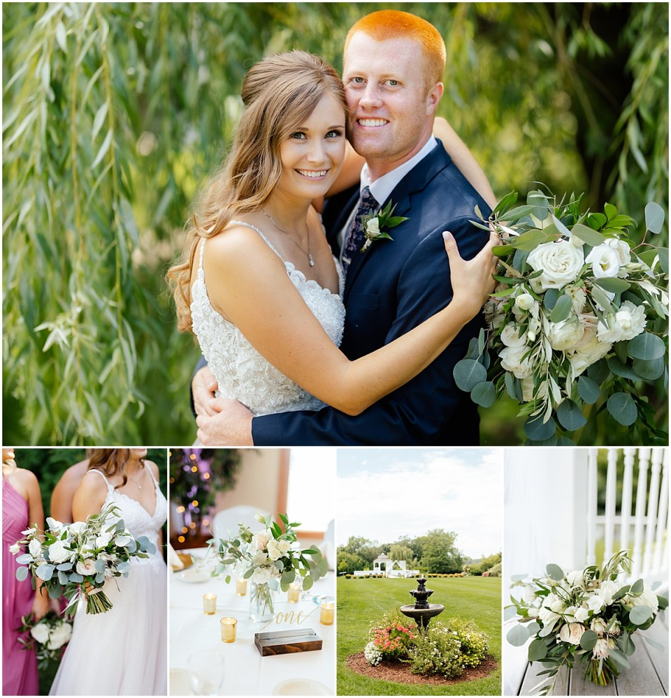 Kilkarney Summer Wedding of Ericka and Justin
