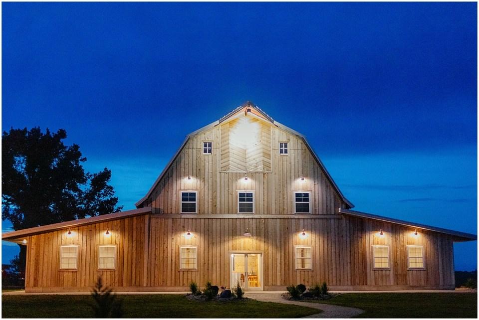 Swiss Acres Barn in Okoboji Iowa
