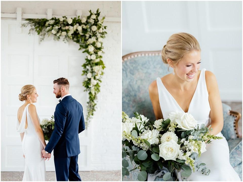 Luminary Fern in Brainerd MN Minnesota Wedding