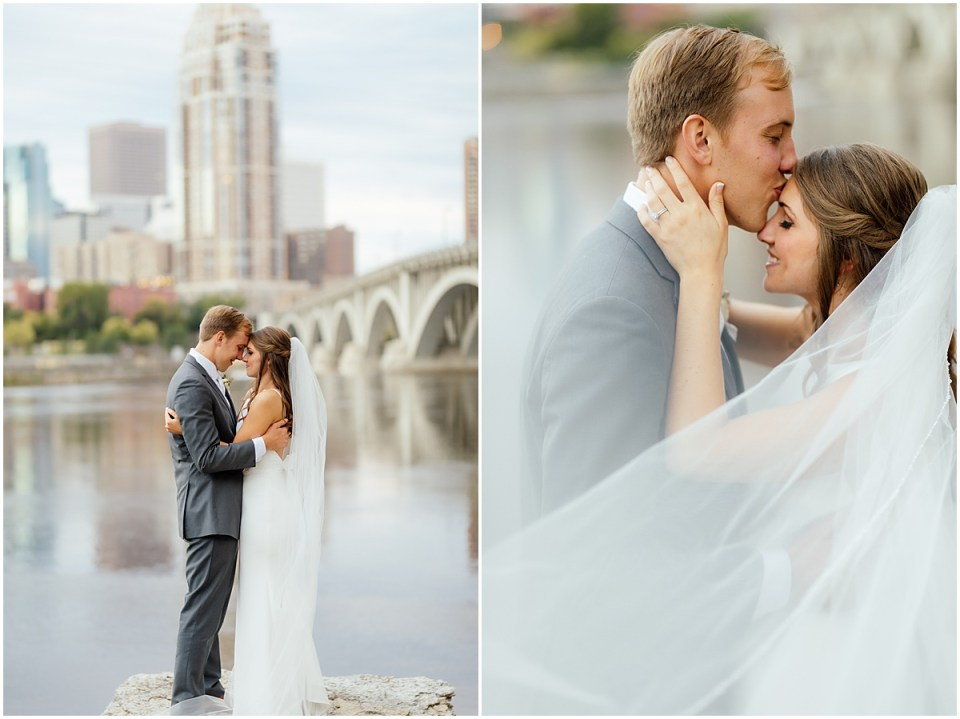 Minneapolis Event Centers fall wedding