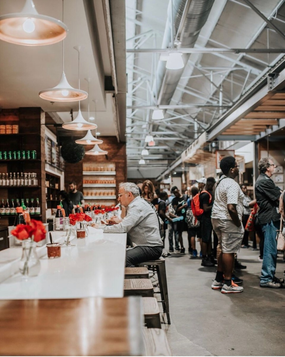 Guide to Atlanta Krog City Market