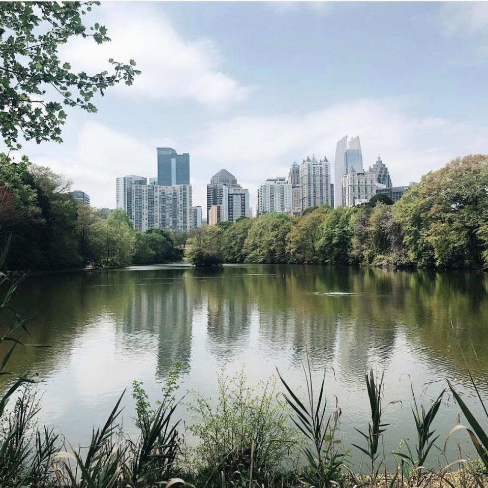 Piedmont Park Guide to Atlanta