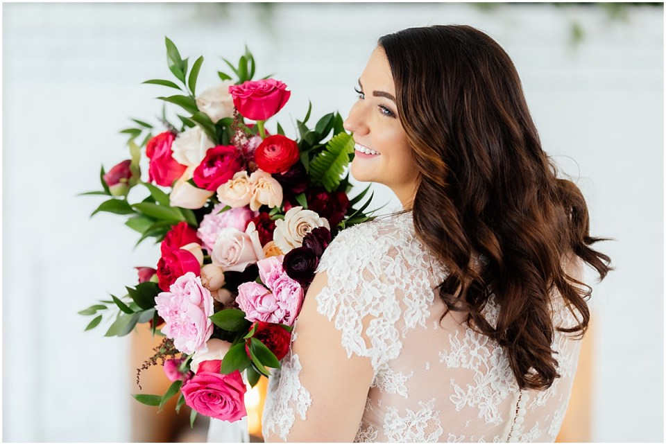 The Hutton House Wedding with Ashley Skeie Florals