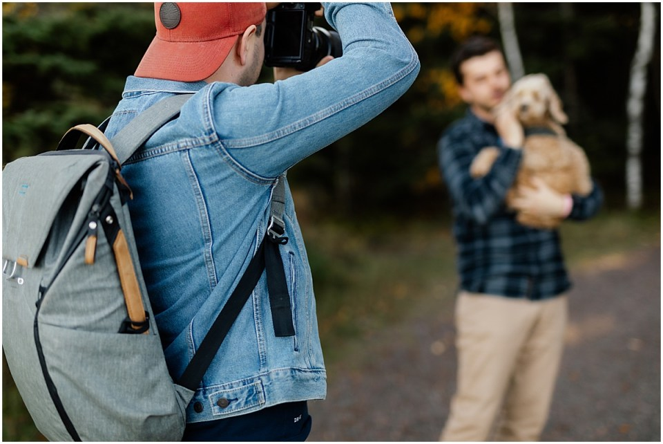 Onboarding workflow and education for photographers
