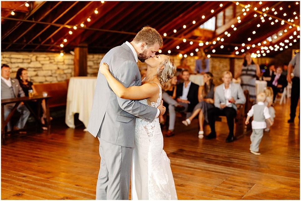 First dance at Mayowood Stone Barn, Rochester MN