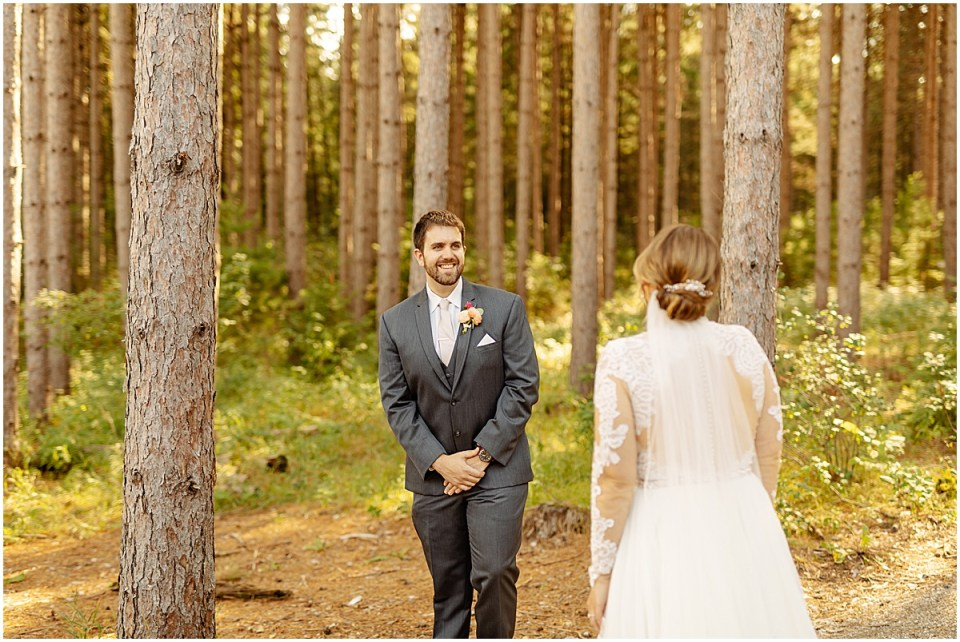 first look at Pinewood Weddings & Events