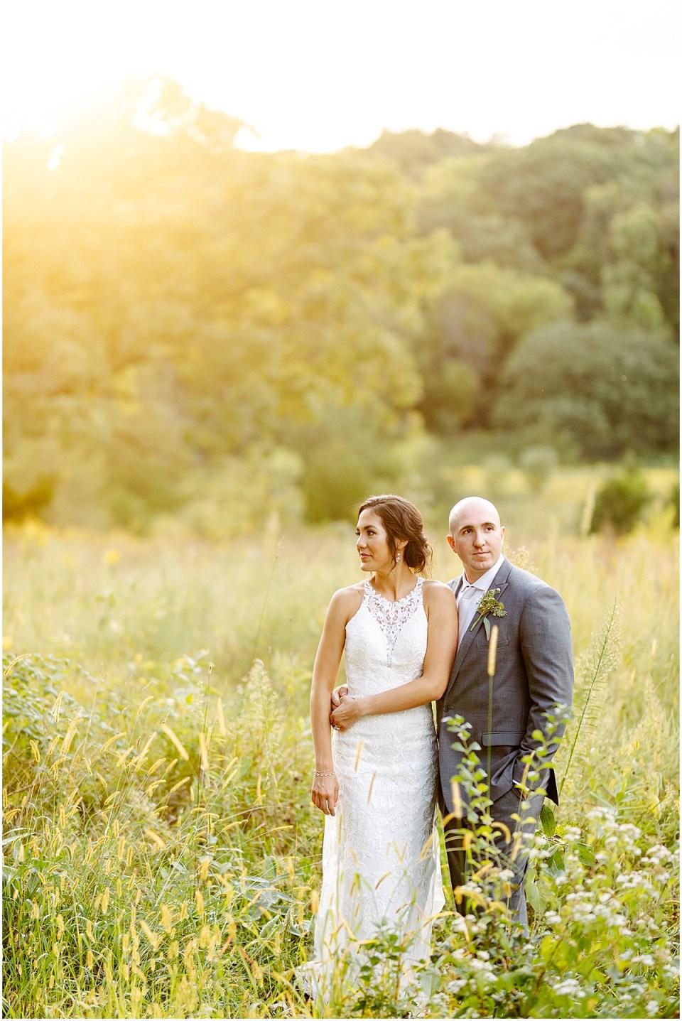 sunset portraits at Almquist Farm MN