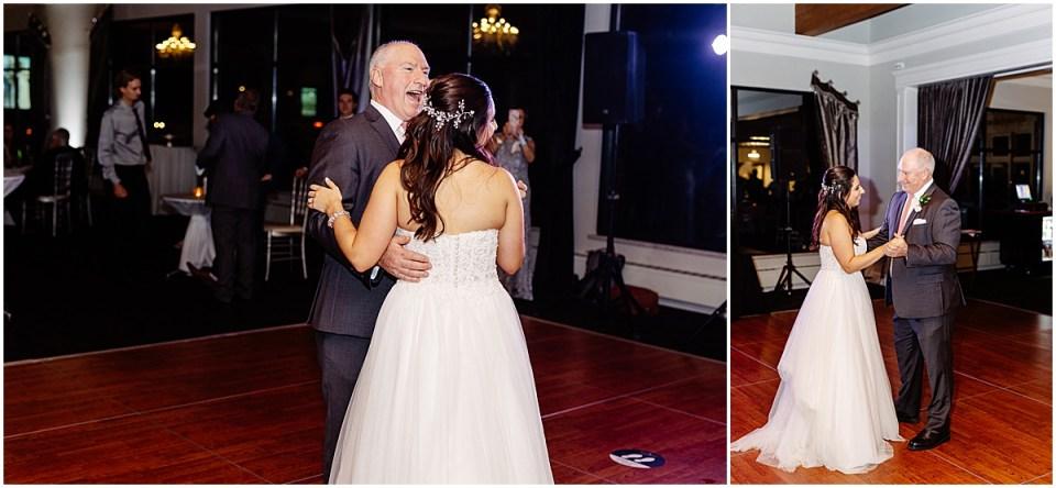 dance floor Leopold's Mississippi Gardens Wedding