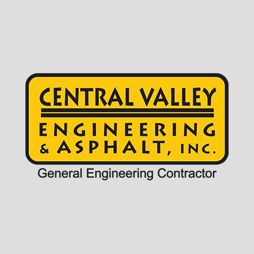Central Valley Engineering and Asphalt logo