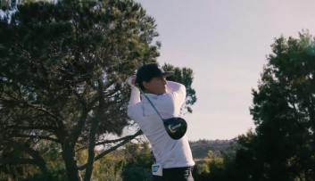 Cameron Champ Drive Change SAP video screenshot Black History Month campaign