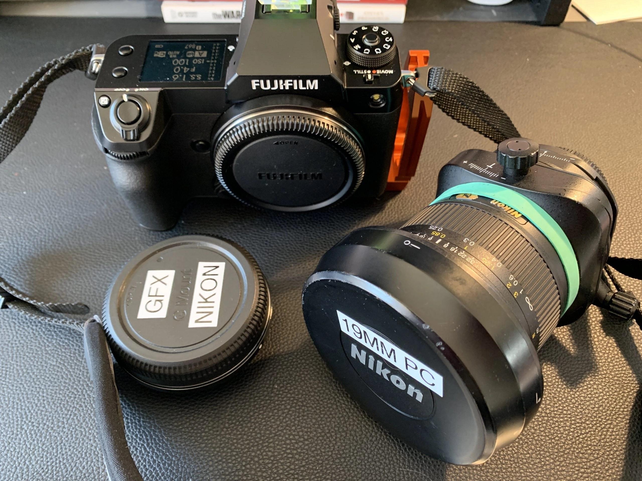 The Fujifilm GFX wishlist