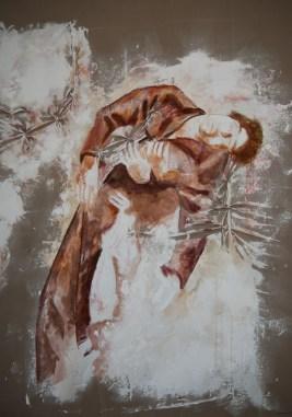1999 – Original Painting by Cameron Dixon – Held