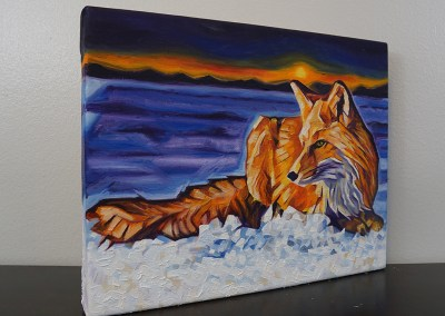 DSC00063 - 2017-03 - Painting - Twilight Fox 1080px-right-cameron-dixon
