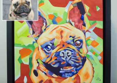 Popart-frenchie by Cameron Dixon-original-inset-1080px