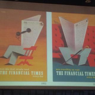 Abram Games Financial times posters