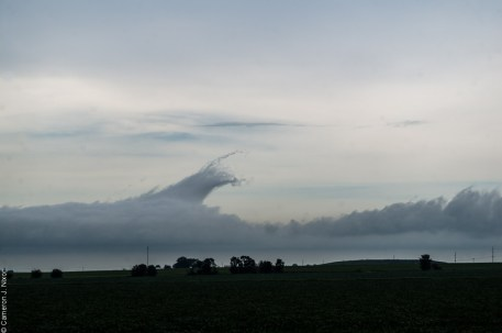 roll wave cloud