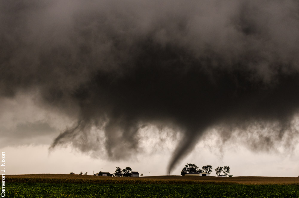 9/9/16 Block – Homer, IL Tornado
