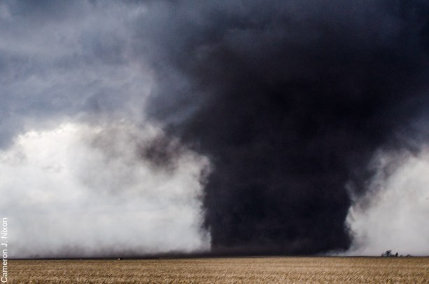 2/28/17 Tornado near Washburn, IL