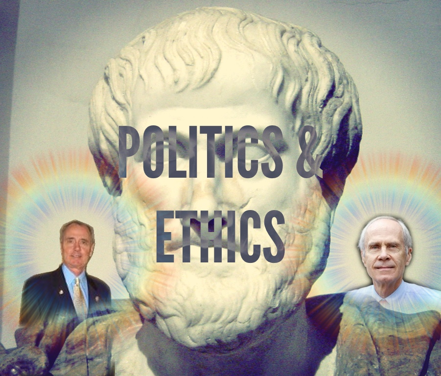 Aristotle, politics, ethics