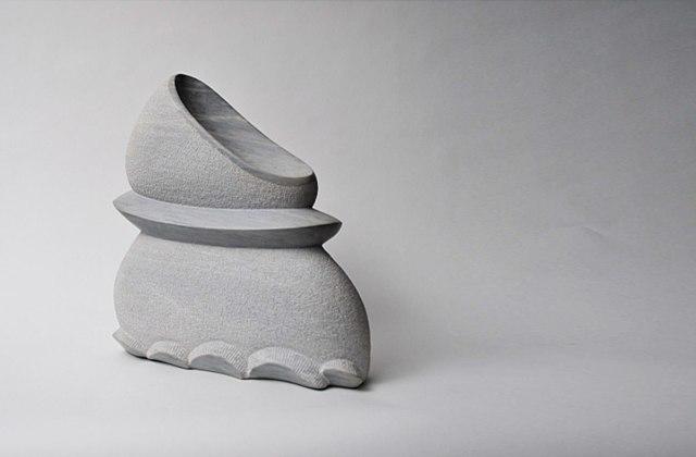 Nick Santoro Stone Sculpture