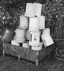 Dundee Jardiniere Buckets