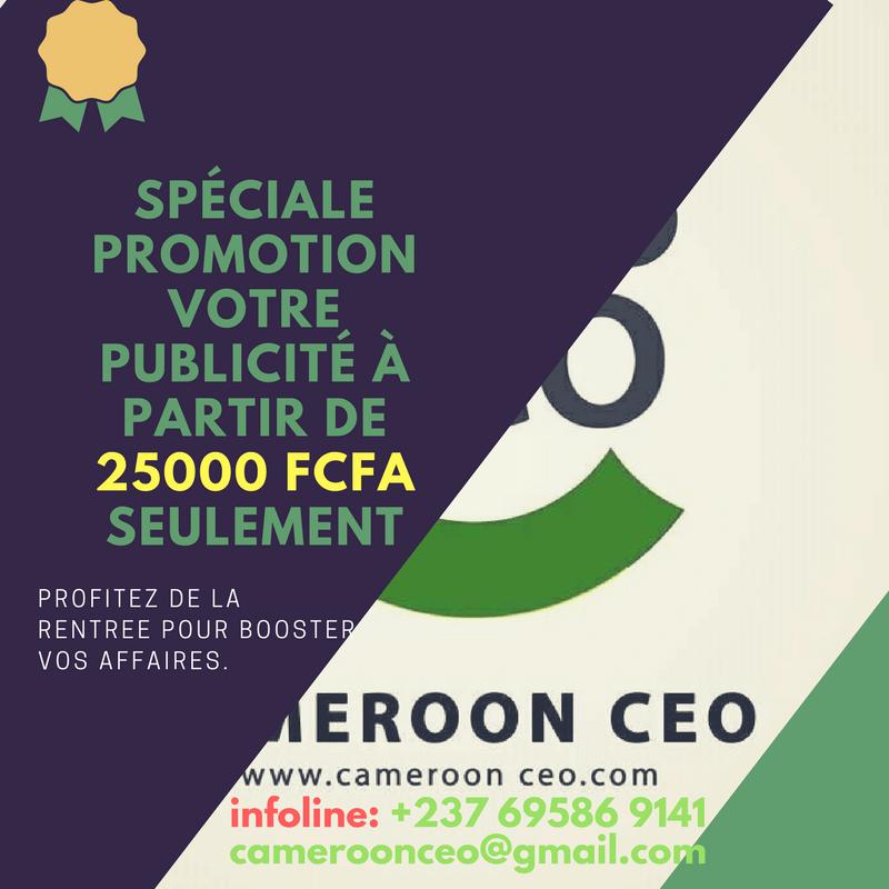 spéciale promotion votre publicité à partir de 25000 FCFA SEULEMENT (1)