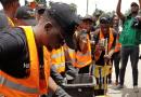 La première opération ville propre by Orange rencontre un franc succès